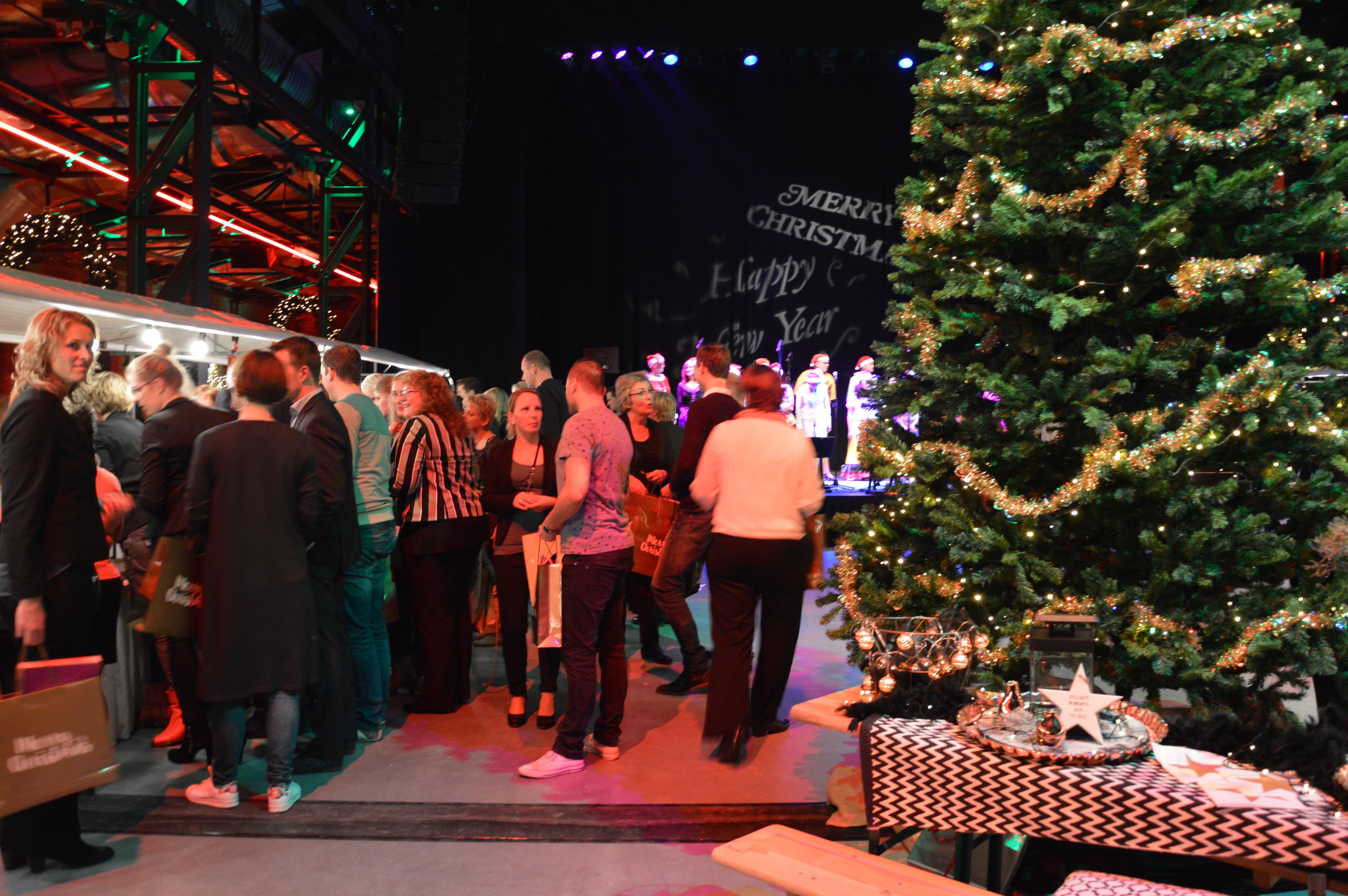 Kerstmarkt Rabobank